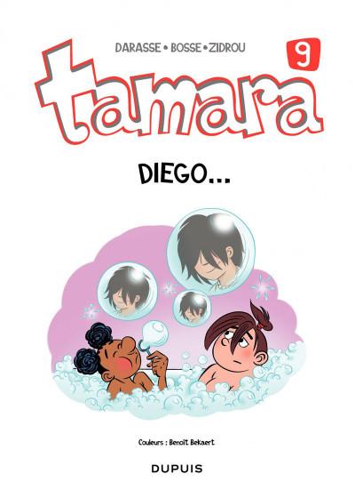 Page 1 Tamara T.9 - Diego...