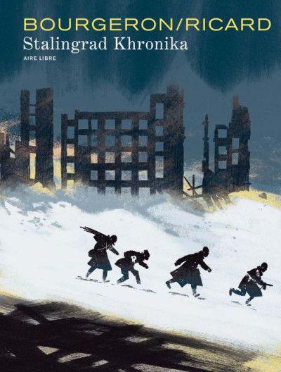 image de Stalingrad khronika tome 1