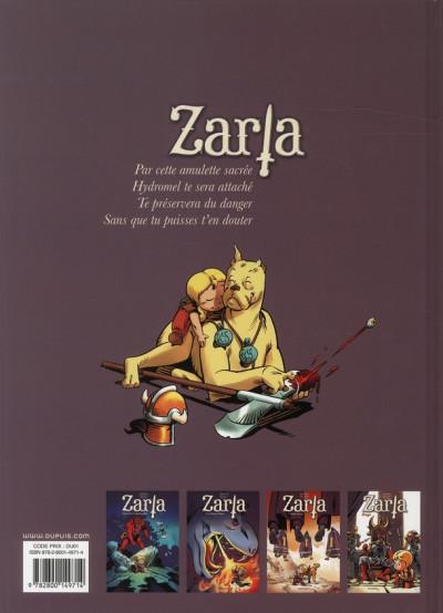 Dos Zarla T.4 - rage