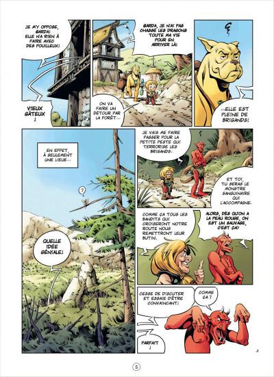 Page 5 Zarla T.4 - rage
