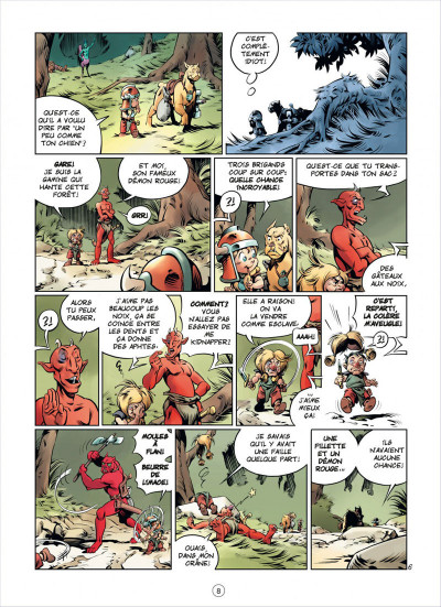 Page 8 Zarla T.4 - rage