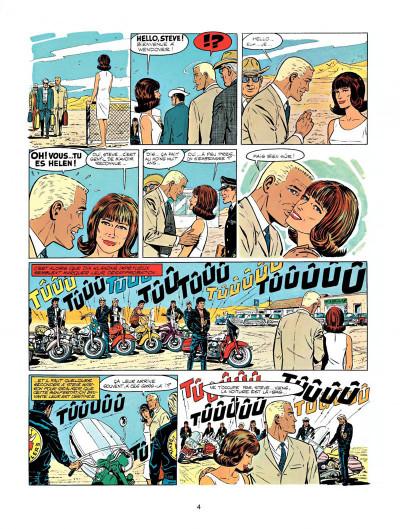 Page 2 Michel Vaillant tome 14 - mach 1 pour Steve Warson