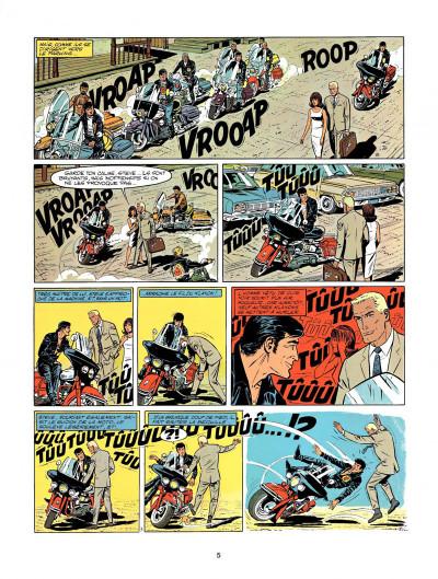 Page 3 Michel Vaillant tome 14 - mach 1 pour Steve Warson