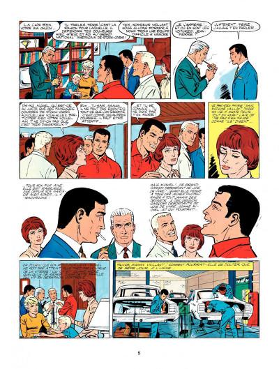 Page 3 Michel Vaillant tome 15 - le cirque infernal