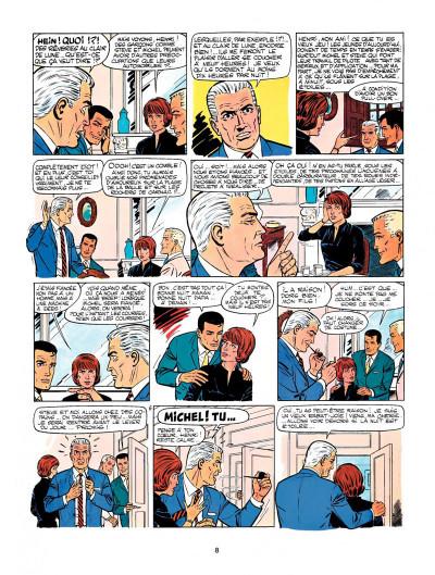 Page 6 Michel Vaillant tome 15 - le cirque infernal