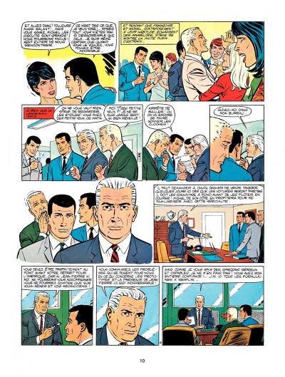 Page 8 Michel Vaillant tome 15 - le cirque infernal