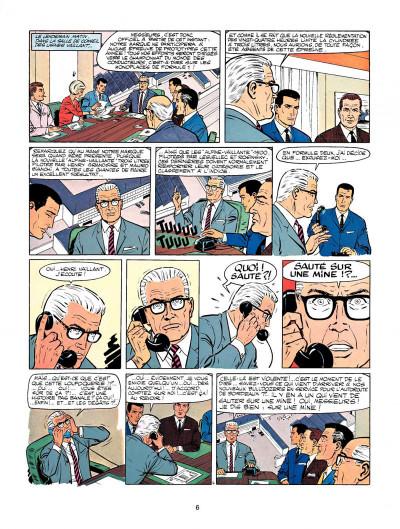 Page 4 Michel Vaillant tome 16 - Km.357