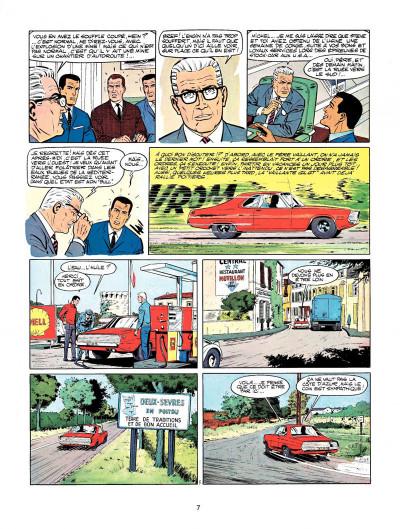 Page 5 Michel Vaillant tome 16 - Km.357