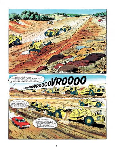 Page 6 Michel Vaillant tome 16 - Km.357