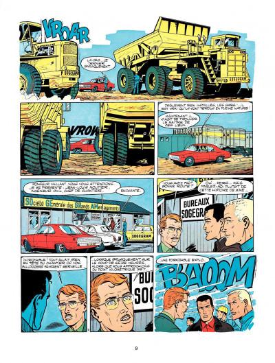 Page 7 Michel Vaillant tome 16 - Km.357