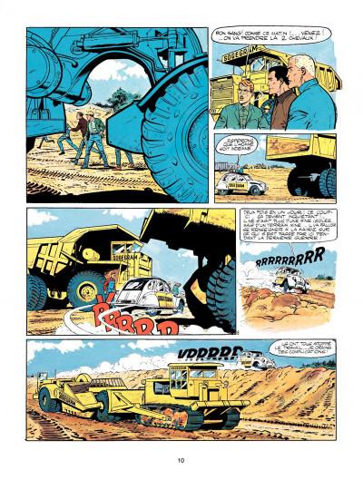Page 8 Michel Vaillant tome 16 - Km.357