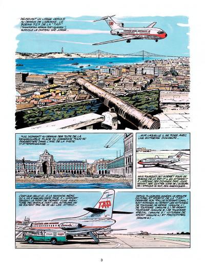Page 1 Michel Vaillant tome 19 - 5 filles dans la course