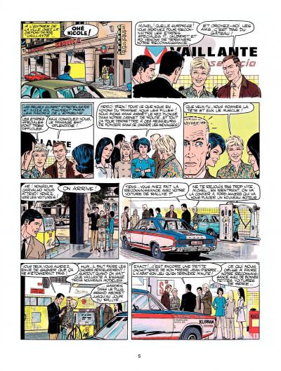 Page 3 Michel Vaillant tome 19 - 5 filles dans la course