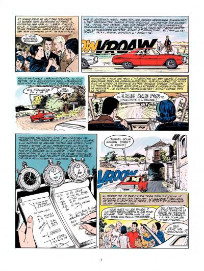 Page 5 Michel Vaillant tome 19 - 5 filles dans la course
