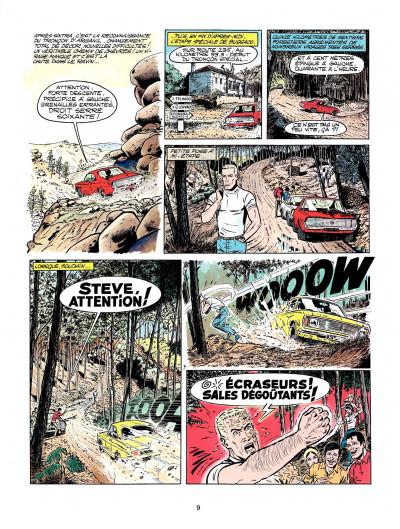 Page 7 Michel Vaillant tome 19 - 5 filles dans la course