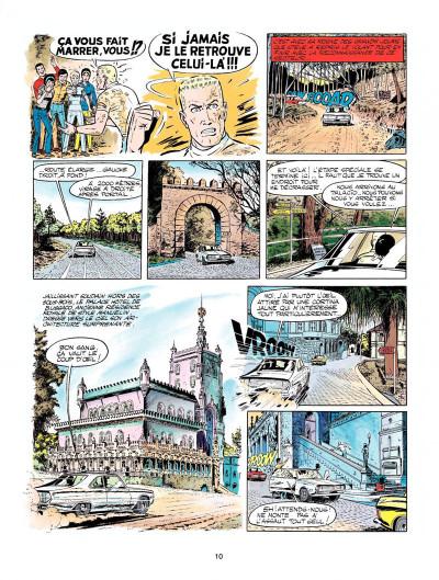 Page 8 Michel Vaillant tome 19 - 5 filles dans la course