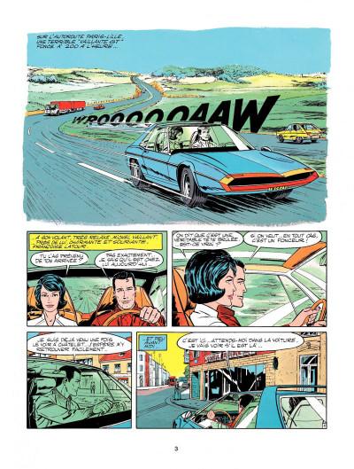 Page 1 Michel Vaillant tome 20 - rodéo sur 2 roues