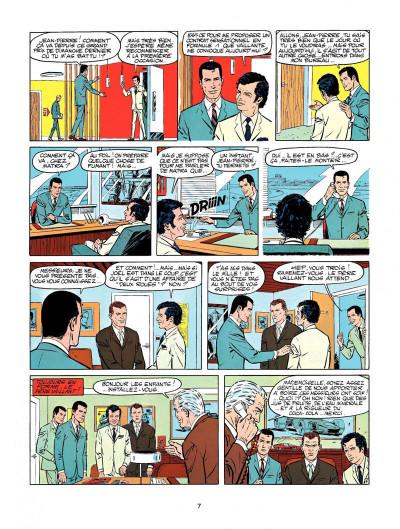 Page 5 Michel Vaillant tome 20 - rodéo sur 2 roues