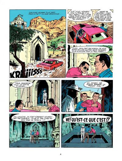 Page 2 Michel Vaillant tome 21 - massacre pour un moteur