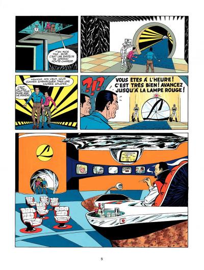 Page 3 Michel Vaillant tome 21 - massacre pour un moteur