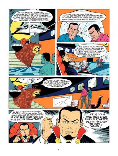 Page 4 Michel Vaillant tome 21 - massacre pour un moteur