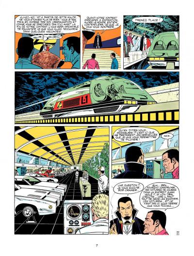 Page 5 Michel Vaillant tome 21 - massacre pour un moteur