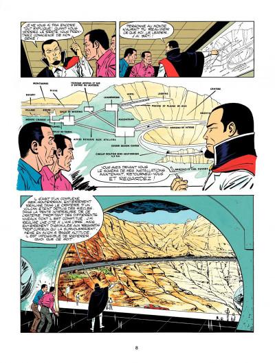 Page 6 Michel Vaillant tome 21 - massacre pour un moteur