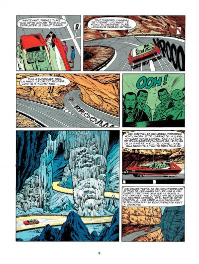 Page 7 Michel Vaillant tome 21 - massacre pour un moteur