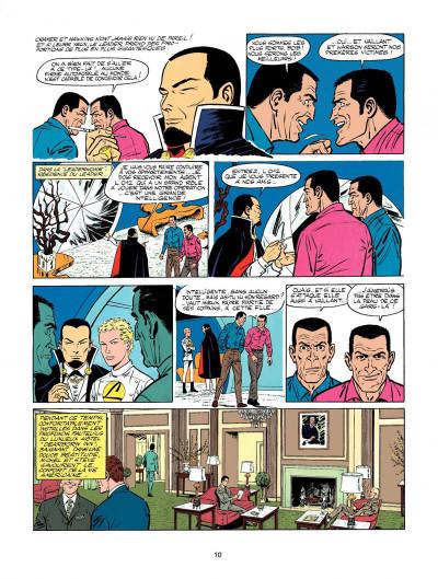 Page 8 Michel Vaillant tome 21 - massacre pour un moteur