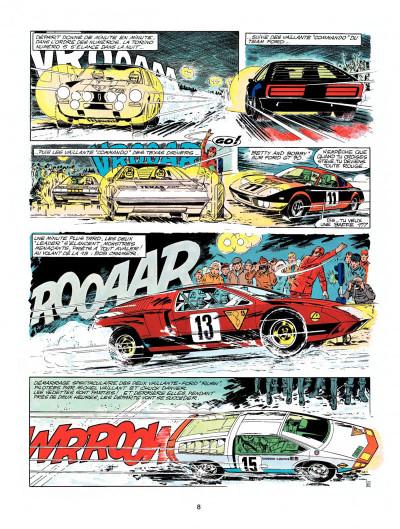 Page 6 Michel Vaillant tome 22 - rush