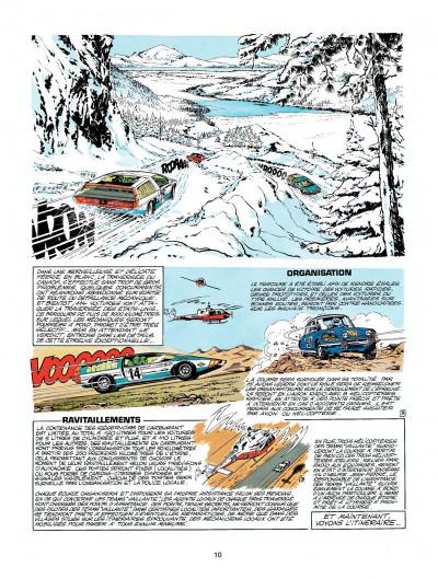 Page 8 Michel Vaillant tome 22 - rush