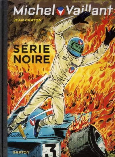 Couverture Michel Vaillant tome 23 - série noire
