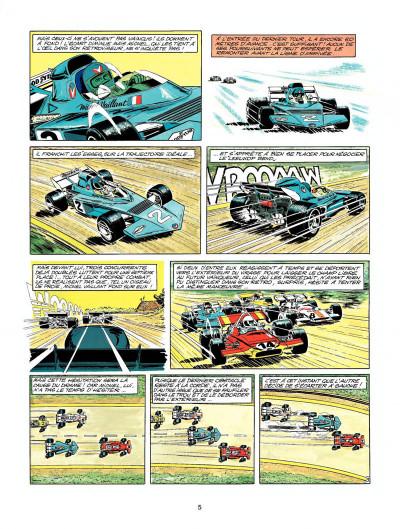 Page 3 Michel Vaillant tome 23 - série noire