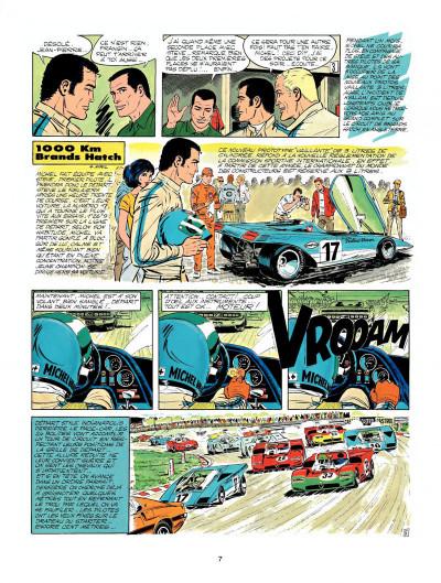 Page 5 Michel Vaillant tome 23 - série noire