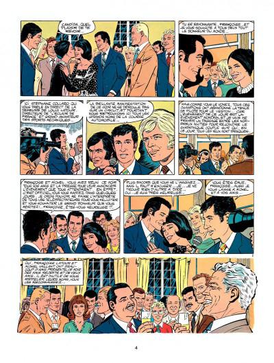 Page 2 Michel Vaillant tome 25 - des filles et des moteurs