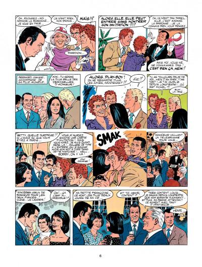 Page 4 Michel Vaillant tome 25 - des filles et des moteurs