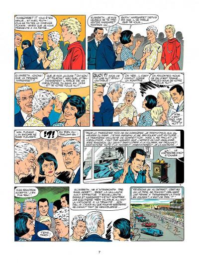 Page 5 Michel Vaillant tome 25 - des filles et des moteurs