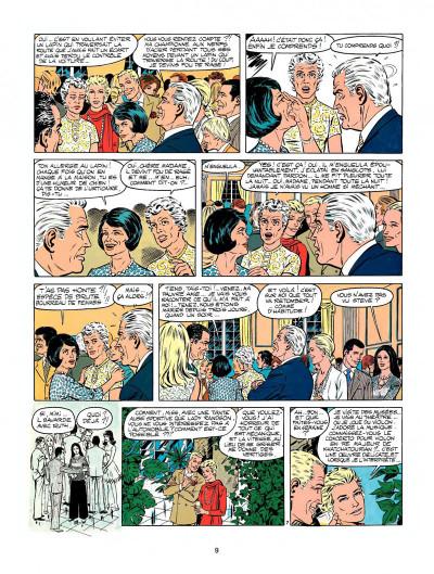 Page 7 Michel Vaillant tome 25 - des filles et des moteurs