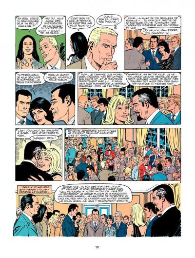Page 8 Michel Vaillant tome 25 - des filles et des moteurs