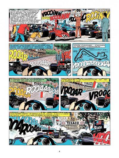 Page 2 Michel Vaillant tome 26 - champion du monde