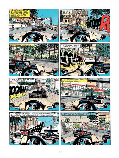 Page 3 Michel Vaillant tome 26 - champion du monde