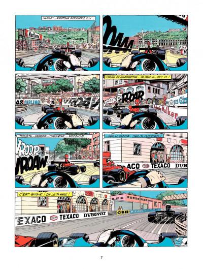 Page 5 Michel Vaillant tome 26 - champion du monde