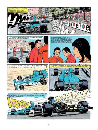 Page 6 Michel Vaillant tome 26 - champion du monde