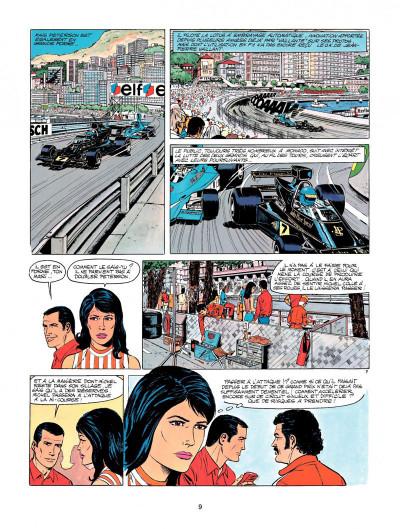 Page 7 Michel Vaillant tome 26 - champion du monde