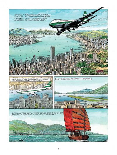 Page 1 Michel Vaillant tome 43 - rendez-vous à Macao
