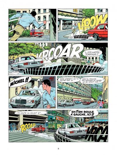 Page 3 Michel Vaillant tome 43 - rendez-vous à Macao