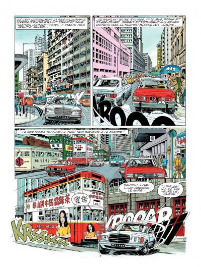 Page 5 Michel Vaillant tome 43 - rendez-vous à Macao