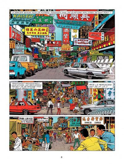 Page 6 Michel Vaillant tome 43 - rendez-vous à Macao