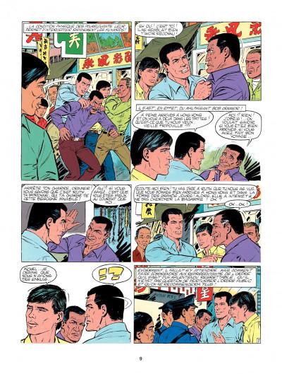 Page 7 Michel Vaillant tome 43 - rendez-vous à Macao