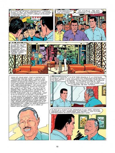 Page 8 Michel Vaillant tome 43 - rendez-vous à Macao